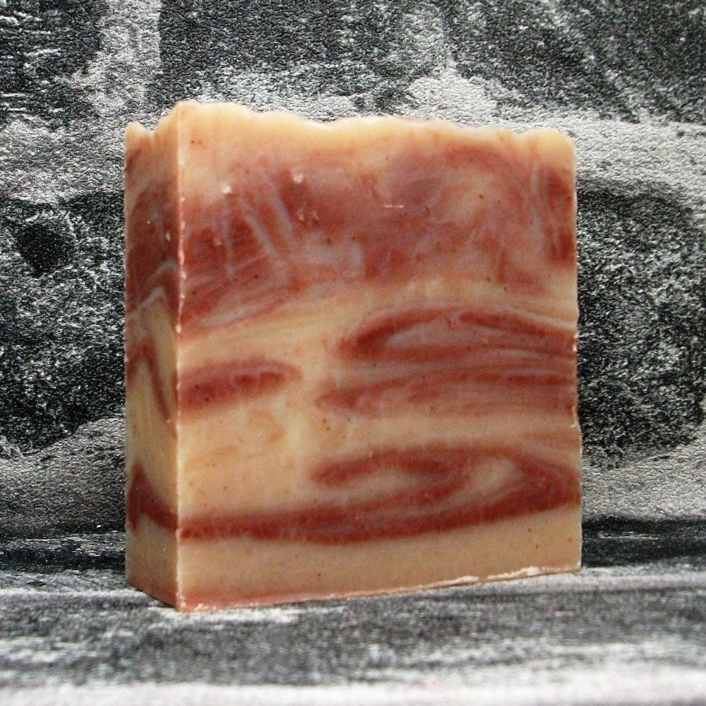 Geranium & Palmarosa Soap Bar By Lomond Soap - Unboxed - Adam & Eco