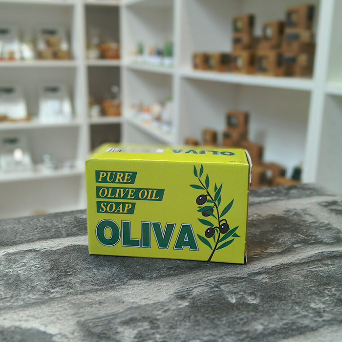100% Pure Olive Oil Soap Bar Boxed | Adam & Eco