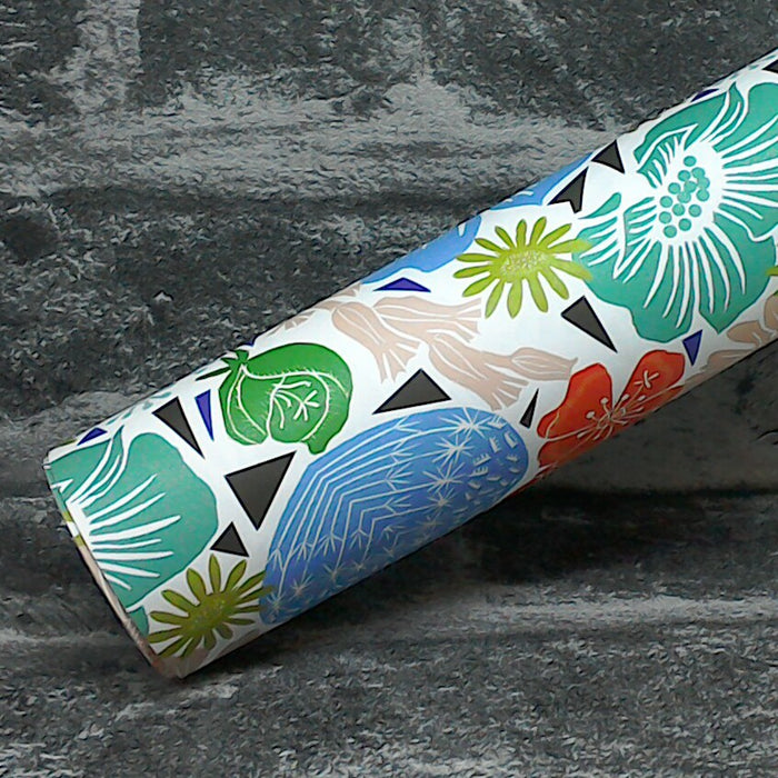 Seed Heads Recycled Wrapping Paper With Vegetable Ink | Adam & Eco