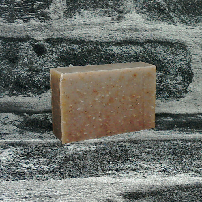 Suma Patchouli & Hemp Soap Bar Unboxed | Adam & Eco