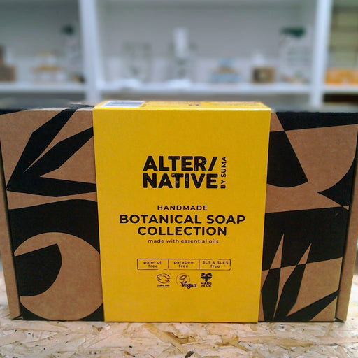 Suma Alter Native Botanical Soap Collection Gift Set