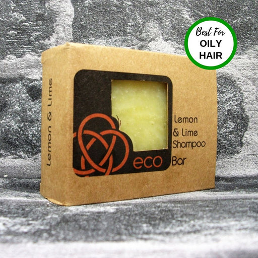 Lemon & Lime Shampoo Bar For Oily Hair