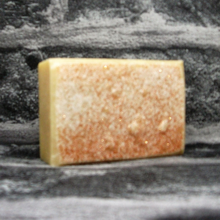 Linden Blossom Goats Milk Soap Bar By Bain & Savon Unwrapped