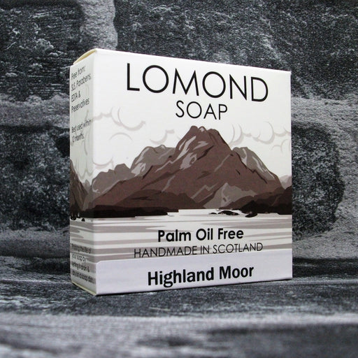 Lomond Soap Highland Moor Soap Bar