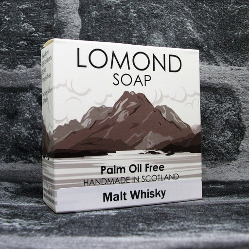 Lomond Soap Malt Whisky Soap Bar