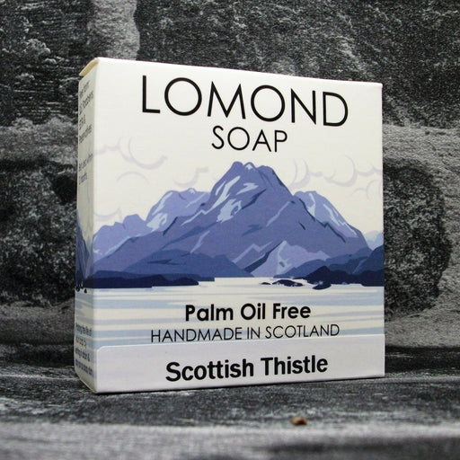 Lomond Soap Scottish Thistle Soap Bar