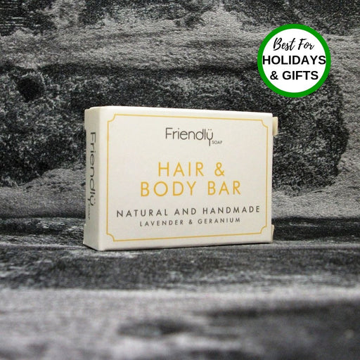 Mini Hair & Body Soap Bar