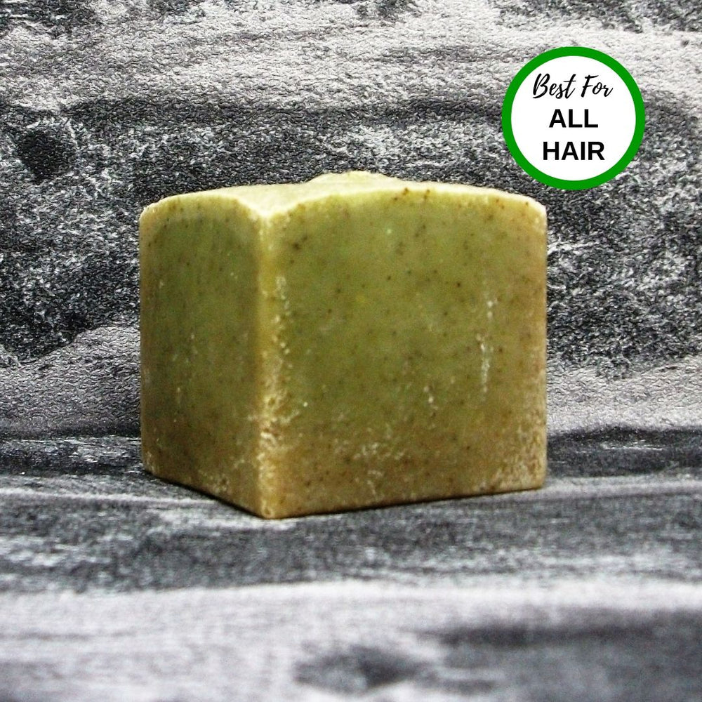 Nettle & Seaweed Shampoo Bar For All Hair Types