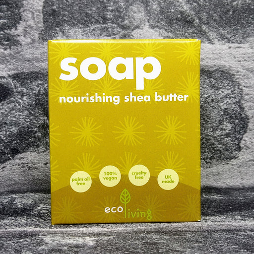 Nourishing Shea Butter Natural Handmade Soap Bar By Eco Living