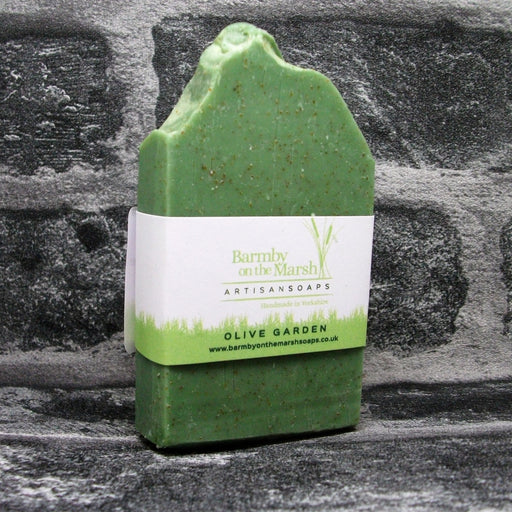Olive Garden Soap Bar By Barmby On The Marsh Artisan Soaps | Adam & Eco