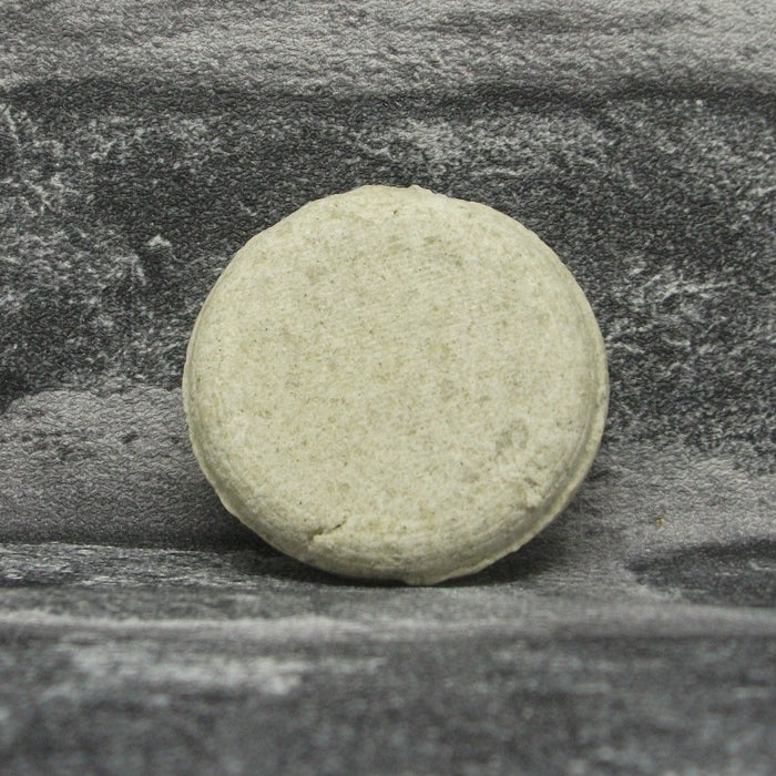 Peppermint Jersey Milk Shampoo Bar For Dry Hair Unwrapped