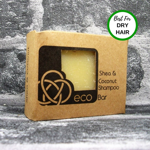 Shea & Coconut Shampoo Bar For Dry Hair