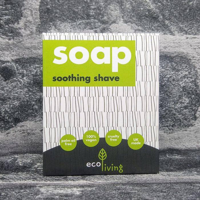 Soothing Shave Bar Natural Handmade Soap Bar By Eco Living