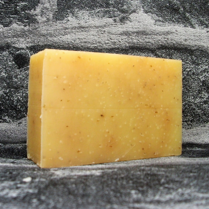 Suma Lemongrass & Chamomile Soap Bar Unboxed | Adam & Eco