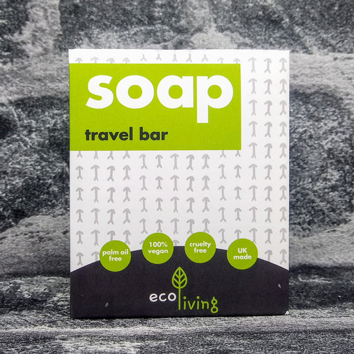 Travel Bar Natural Handmade Soap Bar By Eco Living
