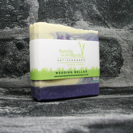 Wedding Belles Soap Bar By Barmby On The Marsh Artisan Soaps | Adam & Eco