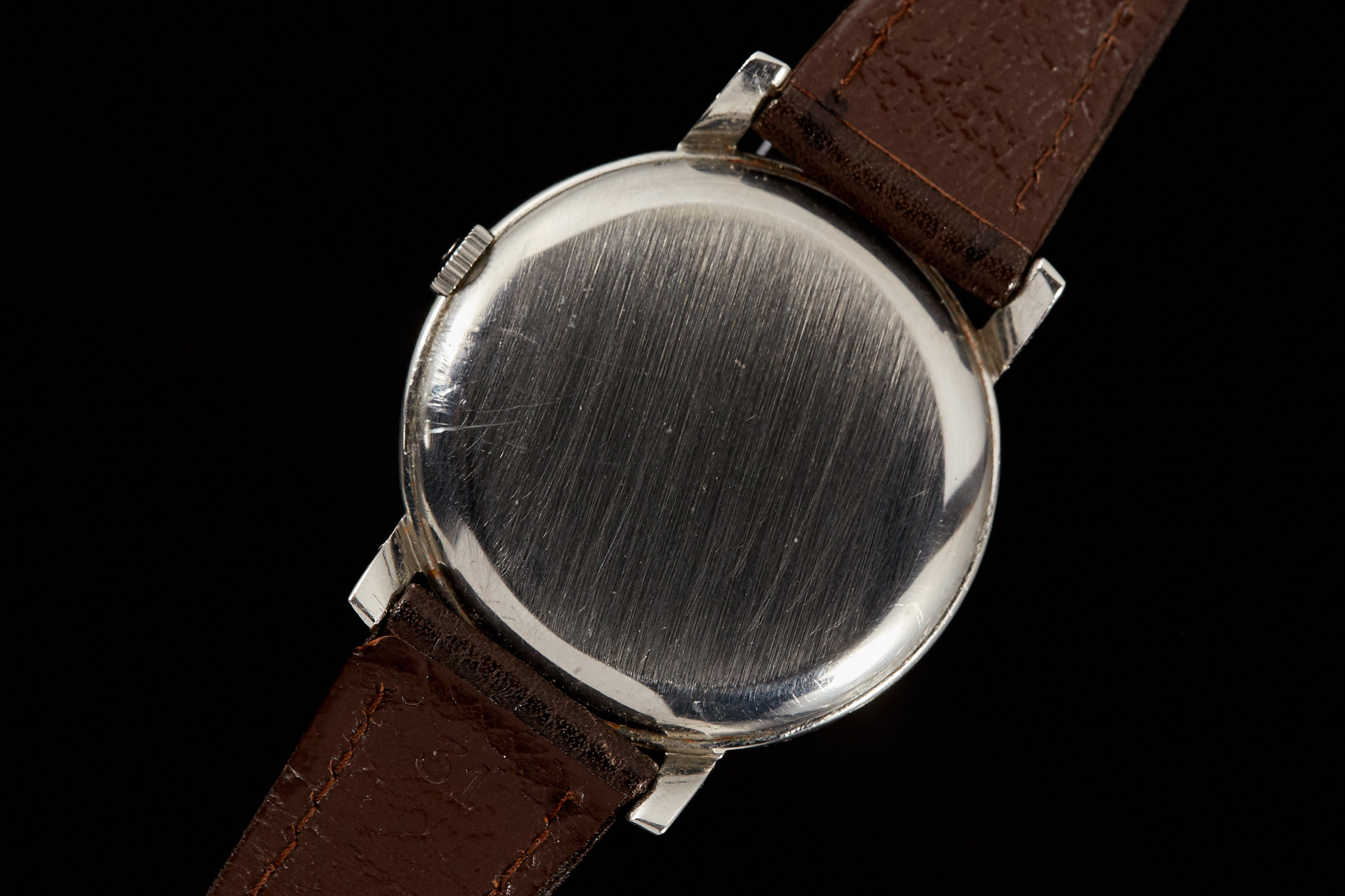 Omega Oversized Gent's Dress Watch