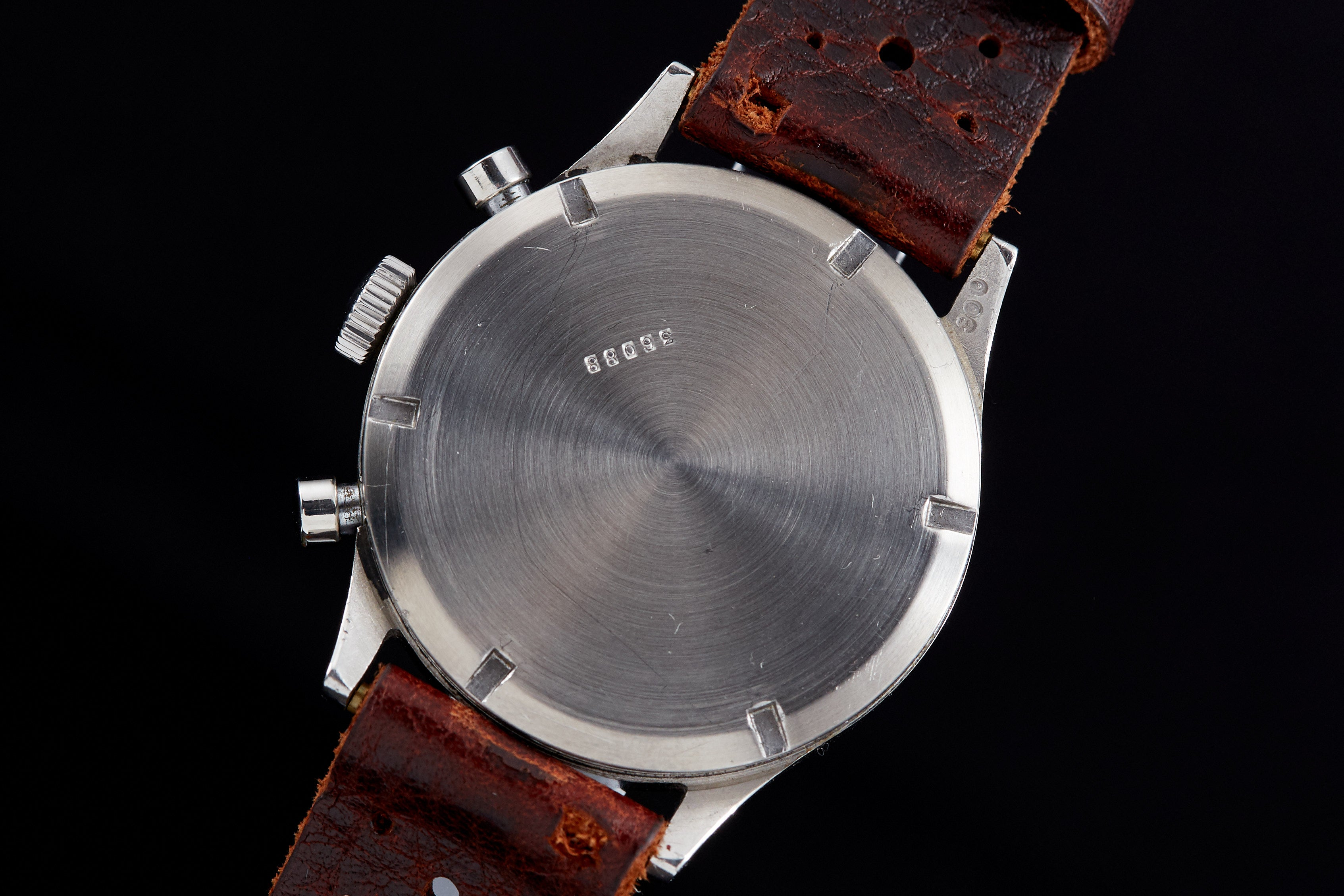Sterile Dial Oversized Chronograph