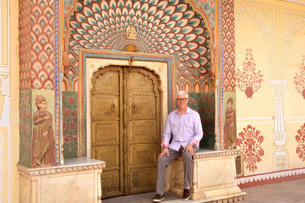 Andrew Stone in Jaipur - April 2017