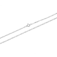 An italian sterling silver chain by HImalayan Gems.