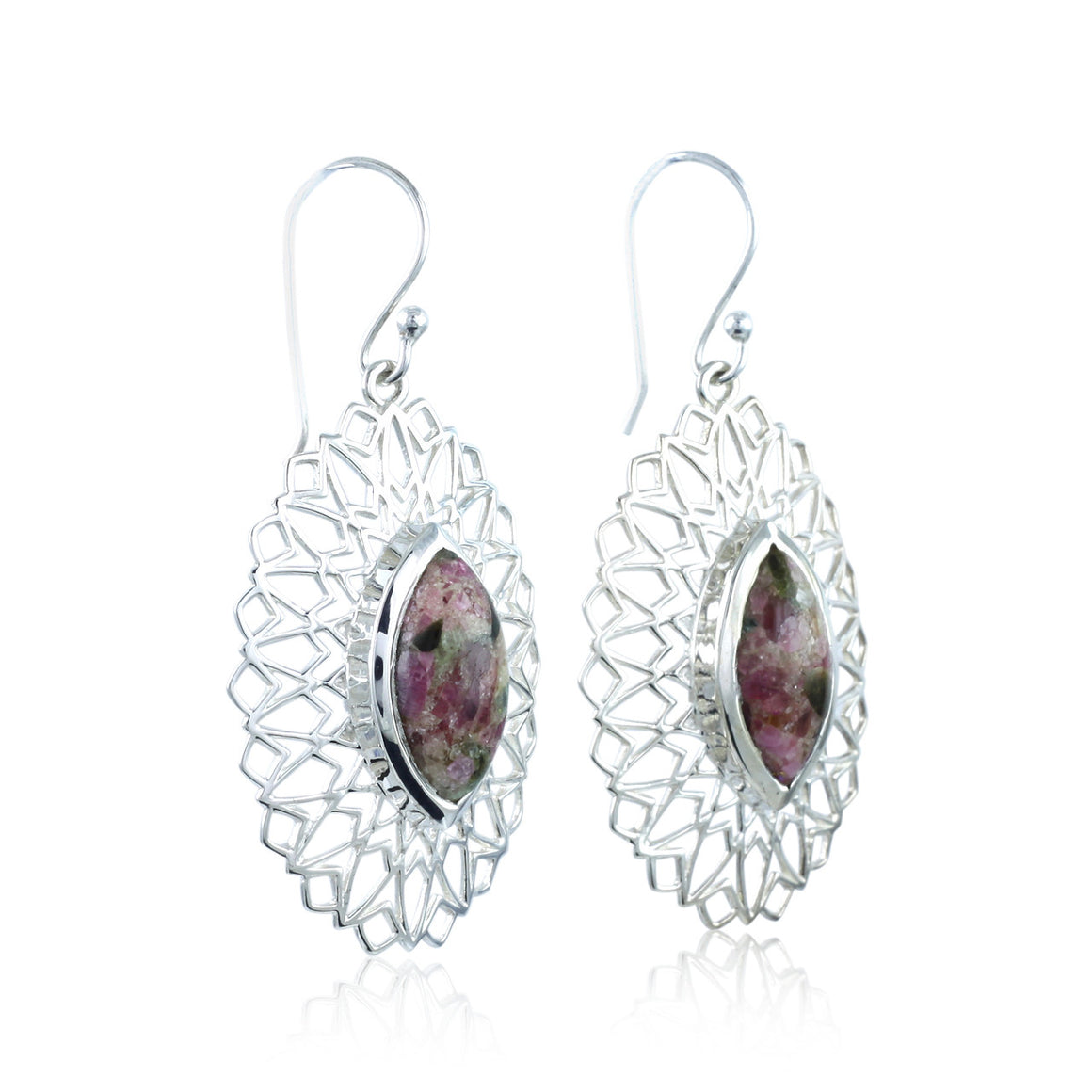 Tourmaline Fusion Earrings