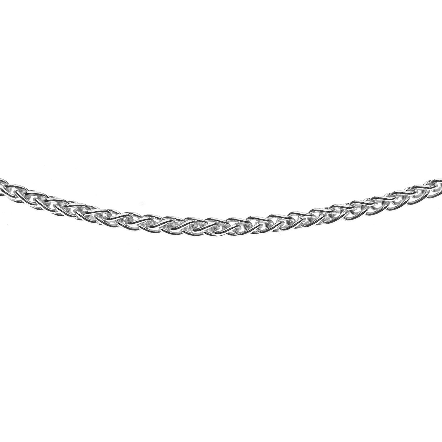 station bracelet c girls sterling cable anklets italy free chain fine jewelry bead nickel anklet silver