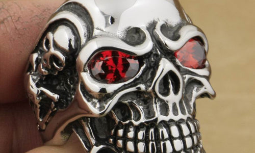 Men's Skull Rings: Why We Love Them So Much