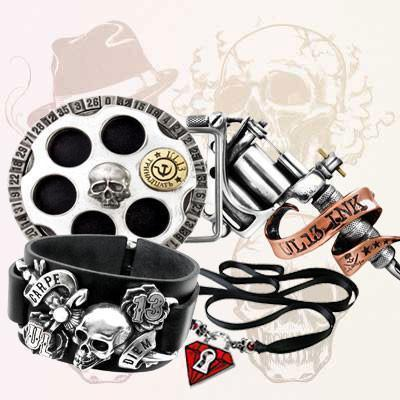 Rock and Roll Jewelry - Alchemy Collection