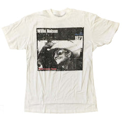 Willie Nelson Cowboy T-Shirt - Skulltimate