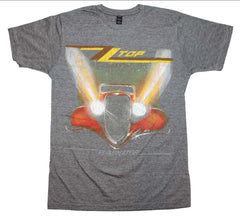ZZ Top Eliminator T-Shirt - Skulltimate