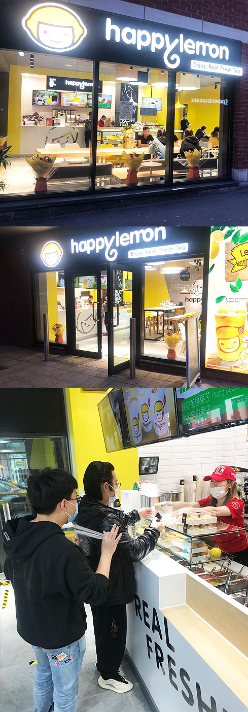 Coventry City Center Happy Lemon