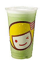 Matcha Latte Milk Tea (抹茶拿铁)