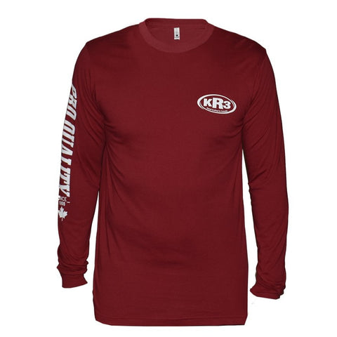 Pro Quality Long Sleeve