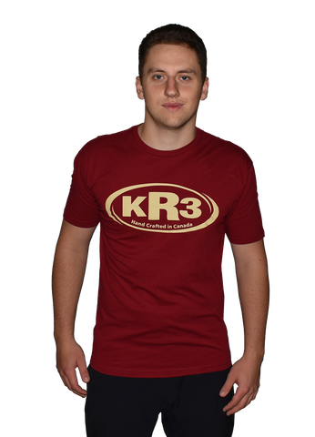 KR3 Large Logo T-Shirt