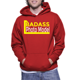 Badass Photo Model Hoodie