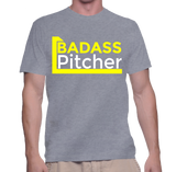 Badass Pitcher T-Shirt