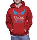 Chemist Not Born Cynical The Job Just Makes It That Way Hoodie