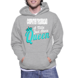 Computer Technician A Title Just Above Queen Hoodie