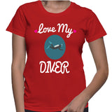 Love My Diver T-Shirt