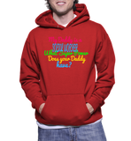 My Daddy Is A Social Worker What Super Power Does Your Daddy Have? Hoodie