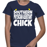 Southern Physician Assistant Chick T-Shirt