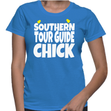 Southern Tour Guide Chick T-Shirt