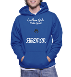 Southren Girls Make Great Fireman Hoodie