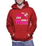 This Guitarist Loves Being A Mom Hoodie