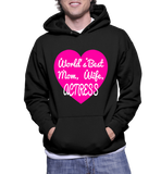 World's Best Mom, Wife, Actress Hoodie