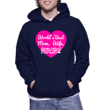 World's Best Mom, Wife Principal Hoodie