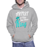 Artist A Tittle Just Above The King Hoodie