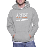 Artist The Man, The Myth, The Legend Hoodie