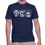 Eat Sleep Guide T-Shirt