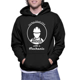 Get Your Wheels Oiled Sleep With A Mechanic Hoodie